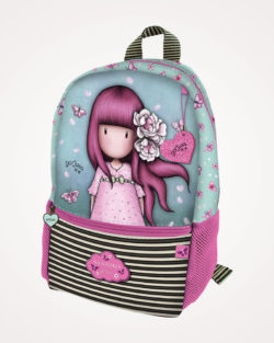 Ruksak školski Cherry Blossom Gorjuss manji