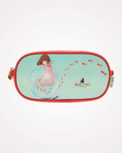 Pernica vrećica/ovalna Little Fishes Kori Kumi