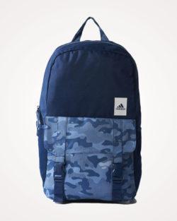 Ruksak školski Adidas Classic Graphic Backpack - plavi