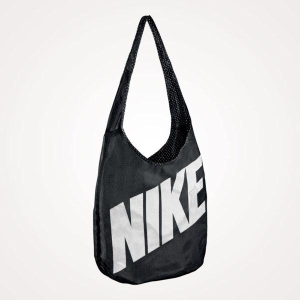 Torba na rame Ya Graphic Reversible Tote Nike - crna