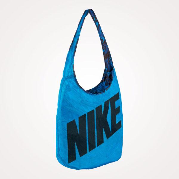 Torba na rame Ya Graphic Reversible Tote Nike - plava