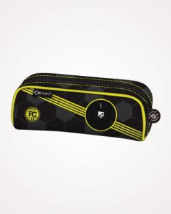 Pernica vrećica/pravokutna Football Connect - - crna/žuta