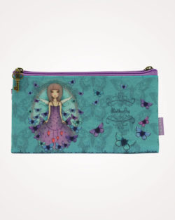 Pernica vrećica/pravokutna gumb Butterfly Mirabelle