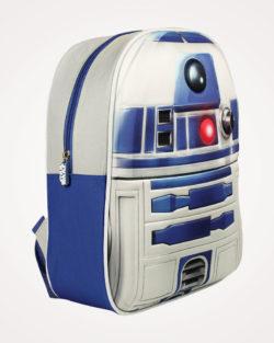 Ruksak vrtićki 3D Star Wars R2-D2 Cerda
