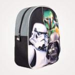 Ruksak vrtićki 3D Star Wars1 Cerda