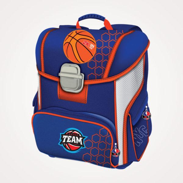 Torba školska anatomska Basketball Connect