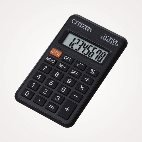 Kalkulator komercijalni 8mjesta Citizen LC-310N