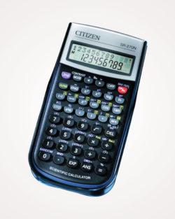Kalkulator tehnički 10+2mjesta 236 funkcija Citizen SR-270N