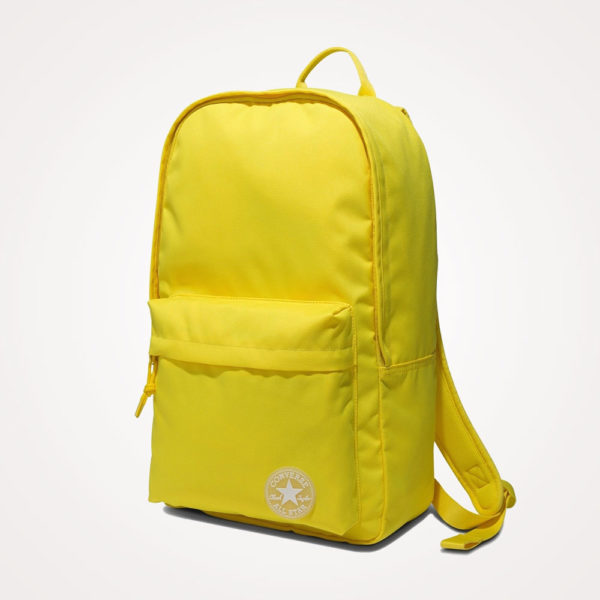 Ruksak školski Converse Core Poly Backpack - žuti