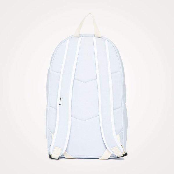 Ruksak školski Converse EDC Canvas Backpack leđa - svijetlo plavi