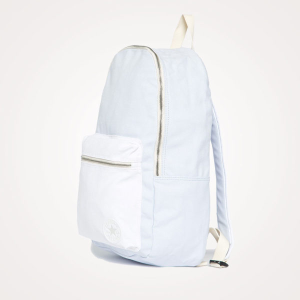 Ruksak školski Converse EDC Canvas Backpack - svijetlo plavi