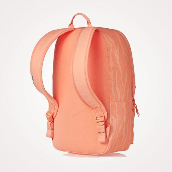 Ruksak školski Converse EDC Poly Backpack leđa - narančasti