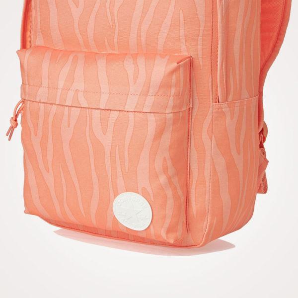 Ruksak školski Converse EDC Poly Backpack - narančasti