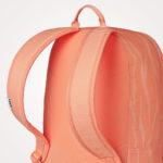 Ruksak školski Converse EDC Poly Backpack leđa – narančasti