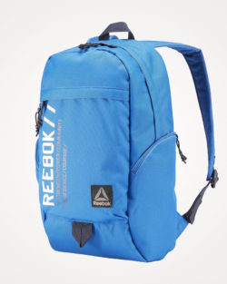Ruksak školski Reebok Motion Workout Active Backpack - plavi