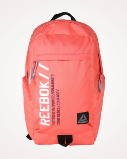 Ruksak školski Reebok Motion Workout Active Backpack - roza