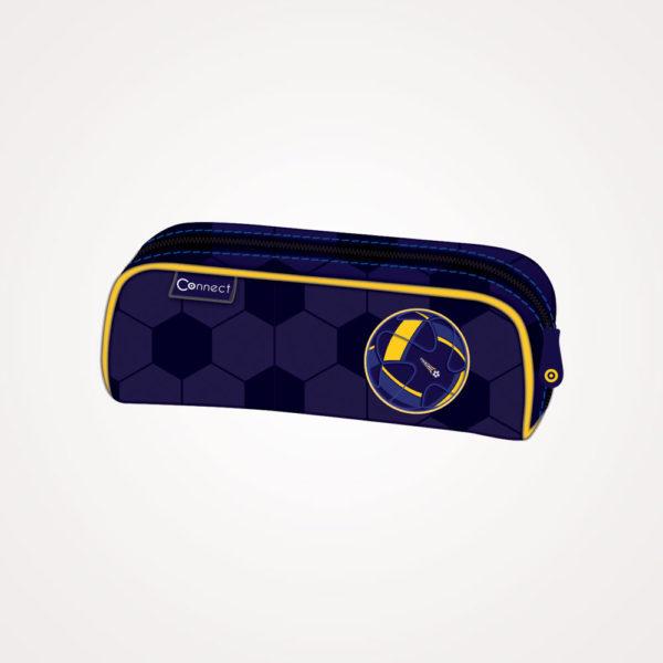 Pernica vrećica/pravokutna Football 17 Connect plavo-žuta
