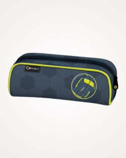 Pernica vrećica/pravokutna Football 17 Connect sivo-zelena