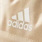 Ruksak školski – notebook Adidas Power 3 logo – svijetlo smeđi