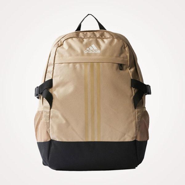 Ruksak školski - notebook Adidas Power 3 - svijetlo smeđi