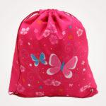 Torba školska set 4/1 Midi Butterfly Herlitz – vrećica za tjelesni
