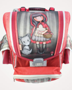 Torba školska anatomska Little Red Riding Hood Gorjuss