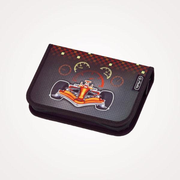 Torba školska set 4/1 Midi Formula1 Herlitz - pernica puna
