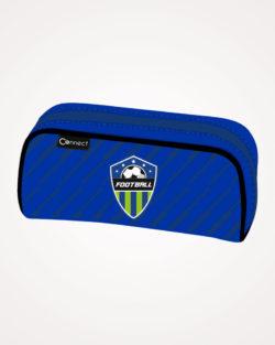 Pernica vrećica/pravokutna Football Team Connect - crno/plava