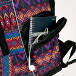 Ruksak školski-notebook Glory Walker Indiana Dreams Schneiders – detalj