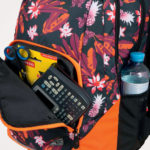 Ruksak školski-notebook Splend Walker Tropical Schneiders – detalj
