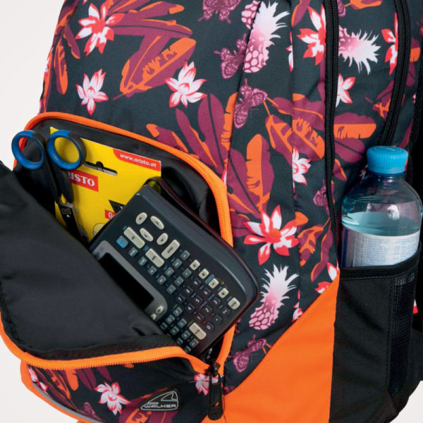 Ruksak školski-notebook Splend Walker Tropical Schneiders - detalj