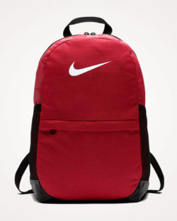 Ruksak Brasilia Young Nike - crveni