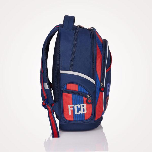 Ruksak školski anatomski FC Barcelona FC-141 Astra - bok