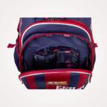 Ruksak školski anatomski FC Barcelona FC-170 Astra – otvoren