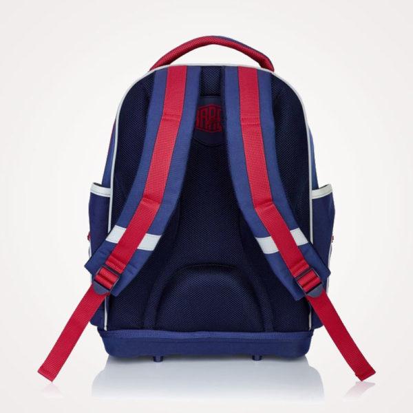 Ruksak školski anatomski FC Barcelona FC-181 Astra - leđa