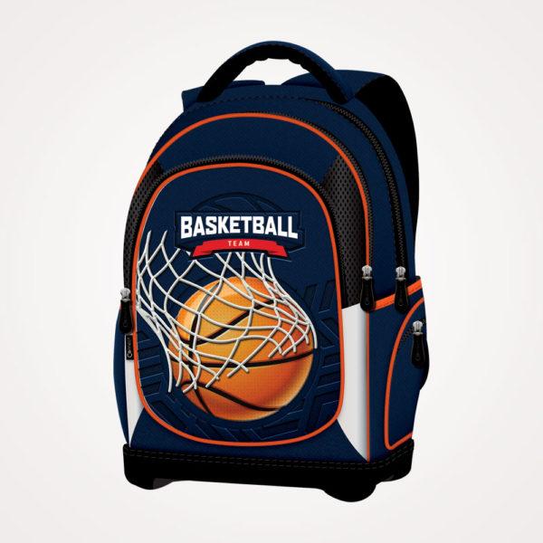 Ruksak školski anatomski lagan Basketball Team Connect