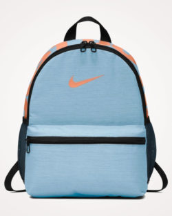 Ruksak Brasilia Just Do It Nike - svijetlo plavi