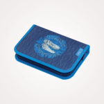 Pernica puna 1zip 2preklopa Blue Dino Herlitz