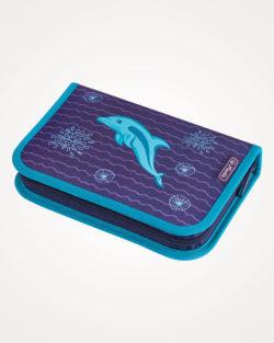 Pernica puna 1zip 2preklopa Dolphin Herlitz