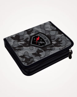 Pernica puna 1zip 2preklopa Army Camo Gray 1A Connect