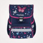 Torba školska set 4/1 Loop Butterfly Herlitz – torba