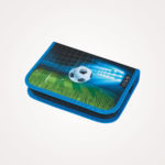 Torba školska set 4/1 Loop Soccer Herlitz – pernica puna