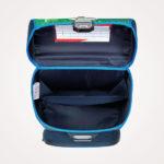 Torba školska set 4/1 Loop Soccer Herlitz – torba otvorena