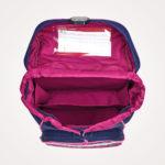 Torba školska set 4/1 Ultralight Plus Butterfly Herlitz – torba otvorena