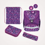 Torba školska set 4/1 Ultralight Plus Flowers Herlitz