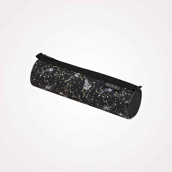Torba školska set 4/1 Ultralight Plus Space Herlitz - pernica prazna