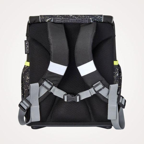 Torba školska set 4/1 Ultralight Plus Space Herlitz - torba leđa