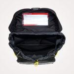 Torba školska set 4/1 Ultralight Plus Space Herlitz – torba otvorena