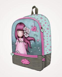 Ruksak školski Cherry Blossom Gorjuss
