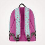 Ruksak školski Cherry Blossom Gorjuss – leđa